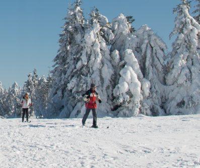 Ski de fond Monts du Pilat