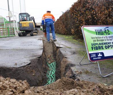 Très haut débit monts du pilat