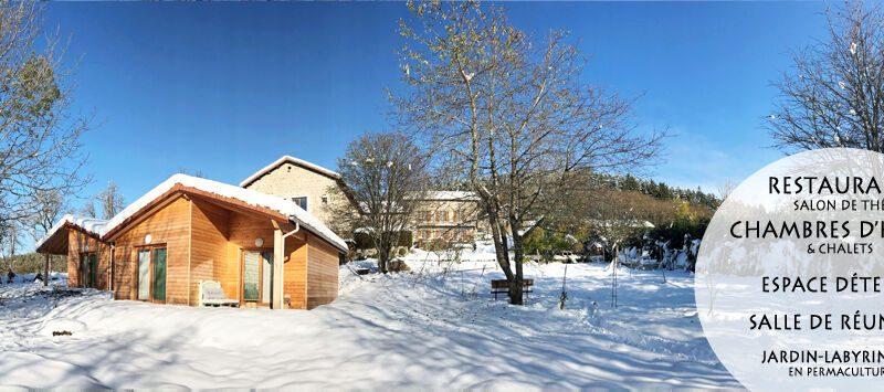 L'hiver au Jardin des 4M